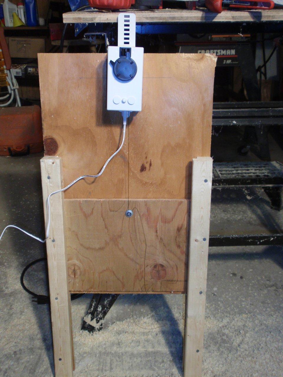 Automatic Door Opener For Chicken Coop Automatic Chicken Coop Door